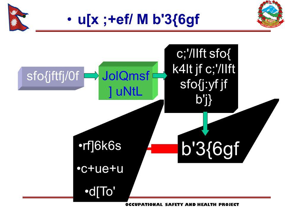 u[x ;+ef/ M b 3{6gf c; /lIft sfo{ k4lt jf c; /lIft sfo{j:yf jf b j} sfo{jftfj/0f. JolQmsf] uNtL. rf]6k6s.